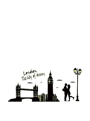 LO+DEMODA Wandtattoo City Of Dreams