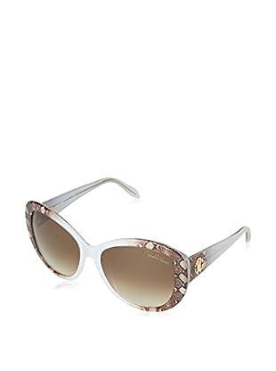 Roberto Cavalli Sonnenbrille 727S_27F (60 mm) weiß/braun