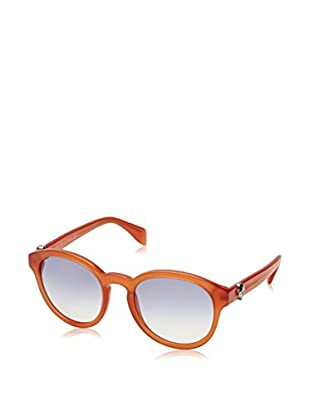 Alexander McQueen Gafas de Sol AMQ4196/S (52 mm) Naranja