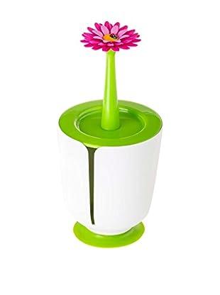 VIGAR Portarollos Baño Flower Power