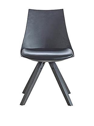 Modern Loft Silla Dalian A1 Negro