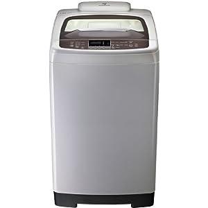 Samsung 6.5 Kg WA85BSOEH/TL Top Loading Fully Automatic Washing Machine-Light Grey