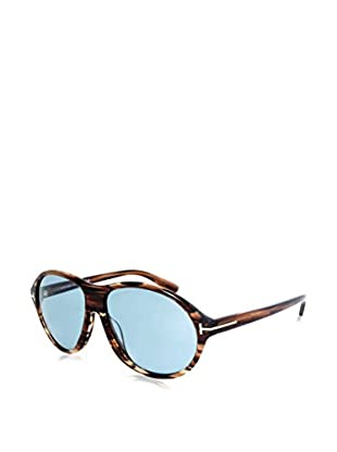 Tom Ford Gafas de Sol Ft398 50J 60 (60 mm) Marrón / Azul Claro