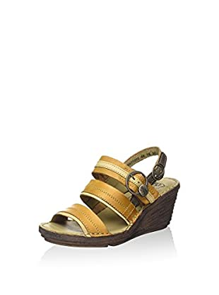Fly London Sandalias de cuña SALM631FLY
