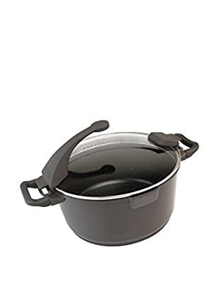 BergHOFF Virgo 7.6-Qt Covered Stockpot, Brown