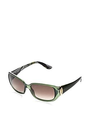 Pucci Sonnenbrille EP677S (58 mm) dunkelgrün