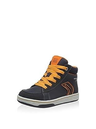 Geox Hightop Sneaker J Maltin Boy B Wpf A