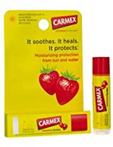 Strawberry Lip SPF Balm 15 0.15 oz Balm by Carmex