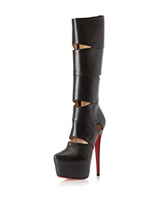 Christian Louboutin Women's Platform Boot (Black)