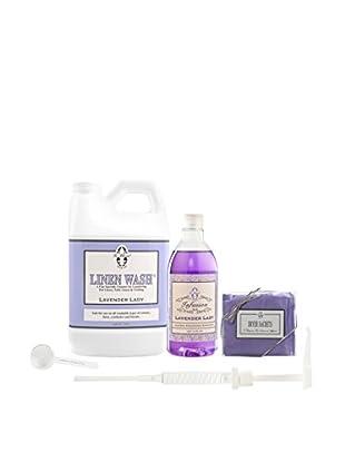 Le Blanc Lavender Linen Care Kit
