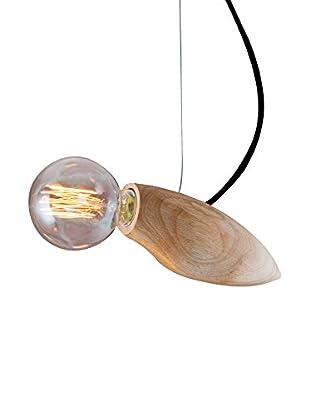 Light&Design Lámpara De Suspensión Wood Madera