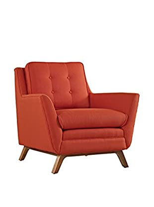 Modway Beguile Fabric Armchair