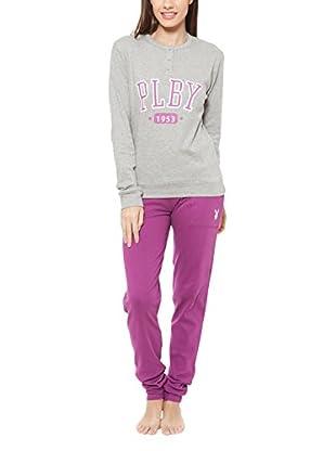 Play Boy Nightwear Pyjama Cozy Nights