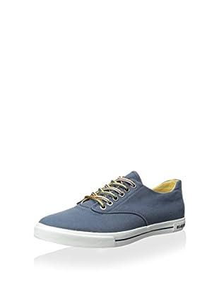 SeaVees Men's Hermosa Plimsoll Presidi Lowtop Sneaker