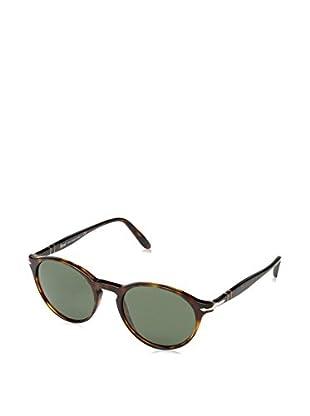 ZZ-Persol Gafas de Sol 0PO3092SM 50 901531 (50 mm) Havana