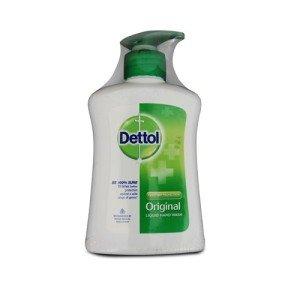 Dettol Original Liquid Hand Wash Pump