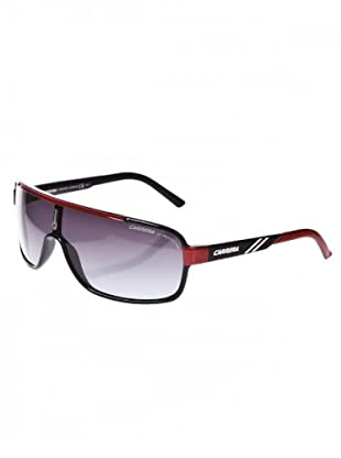 Carrera Kinder Sonnenbrille Carrerino 1 V4FXW (Schwarz/Rot)