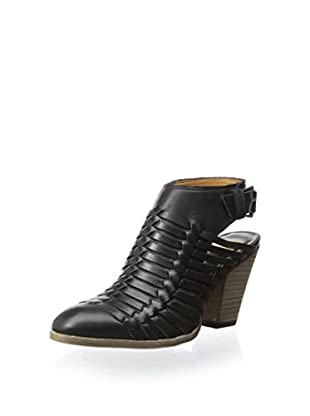 Dolce Vita Women's Harolyn Bootie (Black Leather)