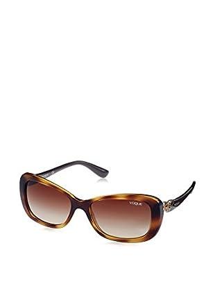 VOGUE Sonnenbrille Mod.2917S 226336 (56 mm) havanna
