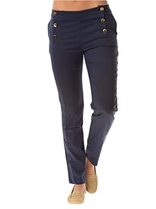 Bleu Marine Pantalón Penny (Azul Marino)