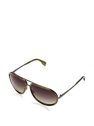 Alexander McQueen Gafas de Sol AMQ4198/S (63 mm) Oliva
