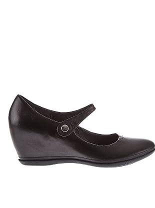 Camper Zapatos Cuña Spiral Eses (negro)