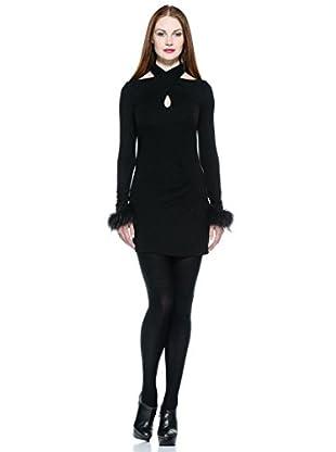MET Vestido Antigone (Negro)