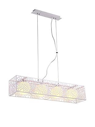 Light&Design Lámpara De Suspensión Vito Blanco