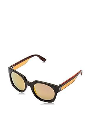 Mcq Alexander McQueen Sonnenbrille MCQ 0004/S (53 mm) schwarz/gelb