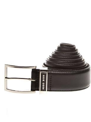 Hugo Boss Cinturón Liso (negro)