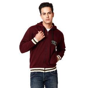 TSX Men's Sweatshirt - Maroon