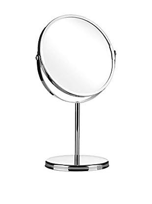 Premier Housewares Badspiegel 1600569 silberfarben