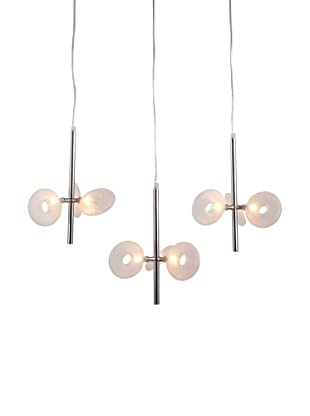 Zuo Twinkler Ceiling Lamp, Chrome