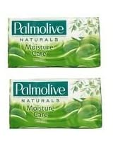Palmolive Naturals Moisture Care Soin Hydratant Bathsoap pack of 2 - 175 gms each (Imported)