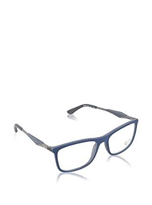 Ray-Ban Gestell 7029 526055 (55 mm) blau