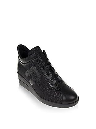 Ruco Line Sneaker Zeppa 200 Jacquard Lame