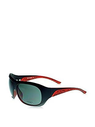 Bikkembergs Sonnenbrille 61802 (64 mm) schwarz/rot