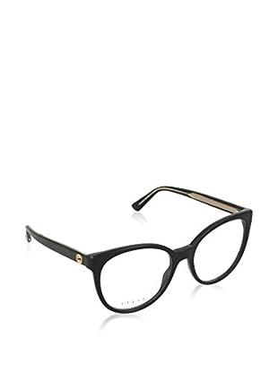 Gucci Gestell 3823Y6C (52 mm) schwarz