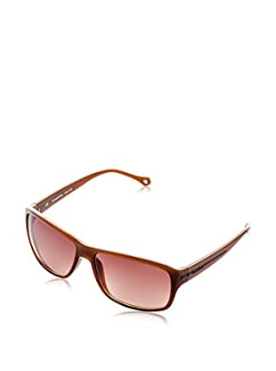 E. Zegna Sonnenbrille SZ3602M_08YL (61 mm) braun