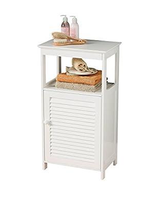 Premier Housewares Badschrank 1600901 weiß