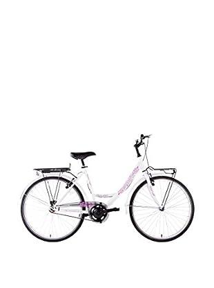 Schiano Cicli Bicicleta 26 Twister 01V. Blanco