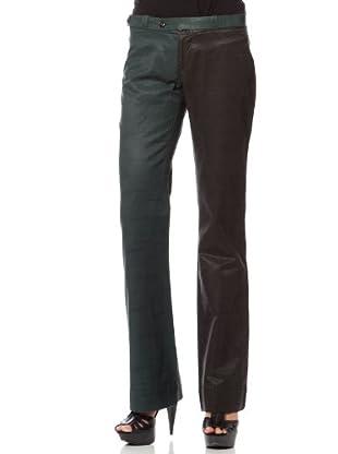 Custo Pantalón Turt (Multicolor)