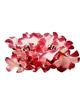 Vrct Pink White Flower String Light (Multicolor)