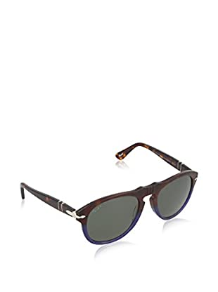 Persol Sonnenbrille Polarized 649 102258 (52 mm) havanna/blau