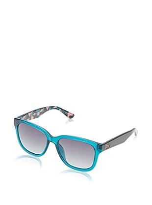 Lacoste Sonnenbrille L796S5516140 (55 mm) blau