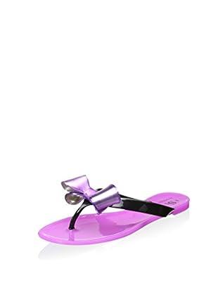 RSL by Rasolli Ocean Women's Ocean 8 Jelly Sandal (Lilac)