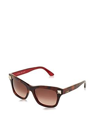 Valentino Sonnenbrille 656S_240 (53 mm) havanna/rot