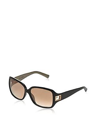Fendi Gafas de Sol 5206FF_004 (58 mm) Negro / Dorado