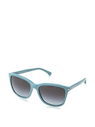 Emporio Armani Sonnenbrille 4060 54578G (56 mm) aquamarin