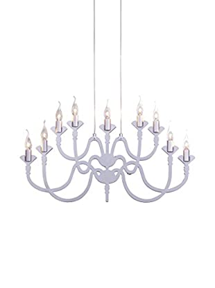 Zuo Supercell Ceiling Lamp, Silver